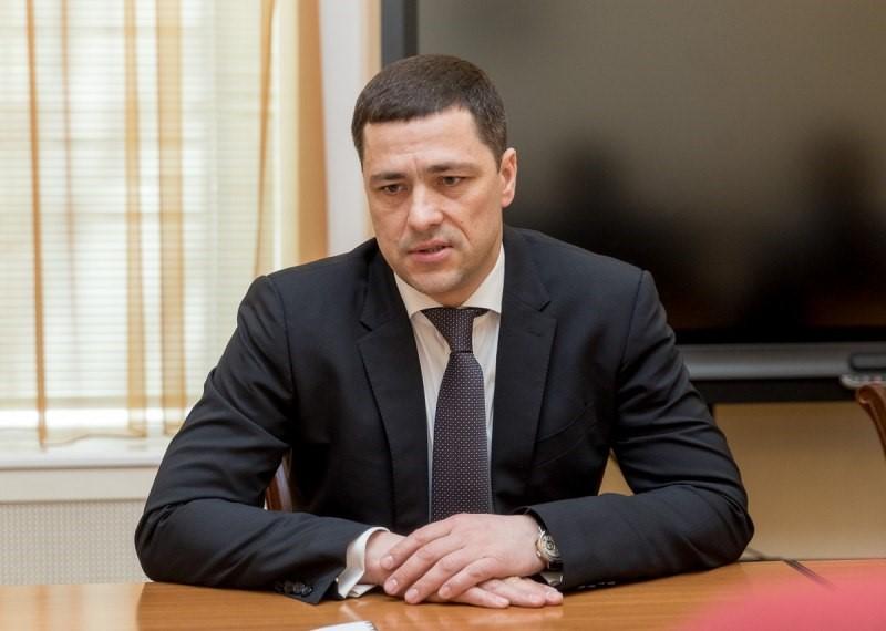 Губернатор Псковской области Михаил Юрьевич Ведерников